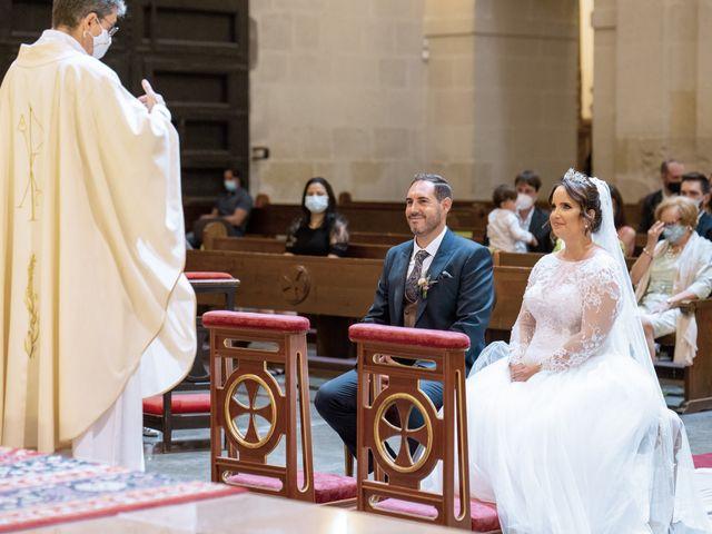 La boda de Juanfran y Belén en Alacant/alicante, Alicante 348