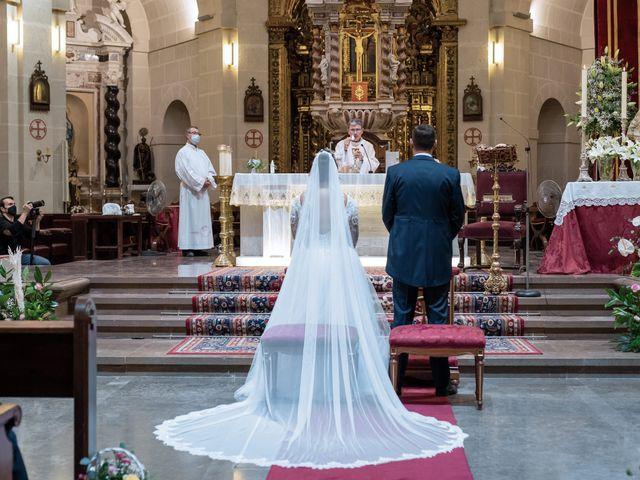 La boda de Juanfran y Belén en Alacant/alicante, Alicante 365