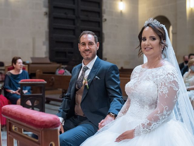 La boda de Juanfran y Belén en Alacant/alicante, Alicante 376