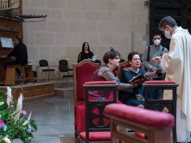 La boda de Juanfran y Belén en Alacant/alicante, Alicante 378