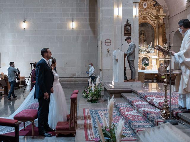 La boda de Juanfran y Belén en Alacant/alicante, Alicante 394