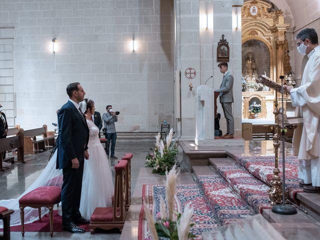 La boda de Juanfran y Belén en Alacant/alicante, Alicante 395