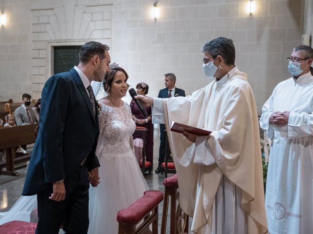 La boda de Juanfran y Belén en Alacant/alicante, Alicante 396