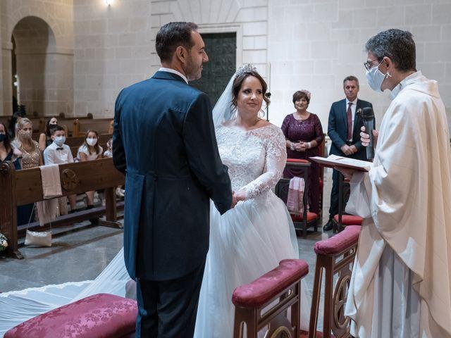 La boda de Juanfran y Belén en Alacant/alicante, Alicante 400