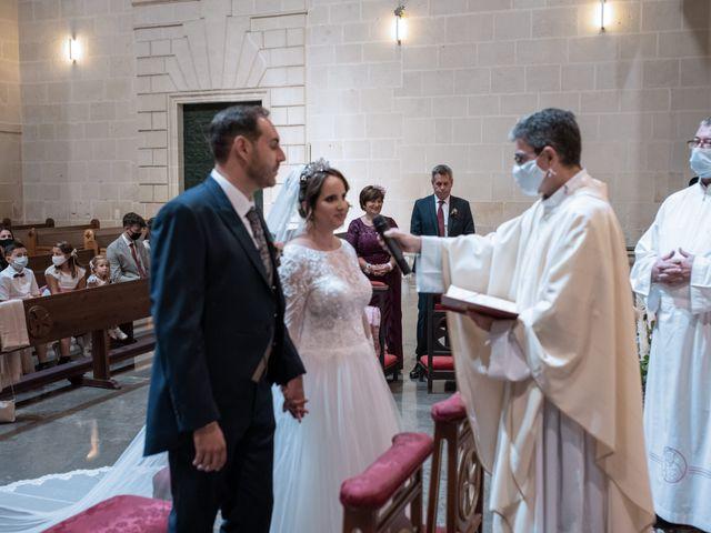 La boda de Juanfran y Belén en Alacant/alicante, Alicante 402
