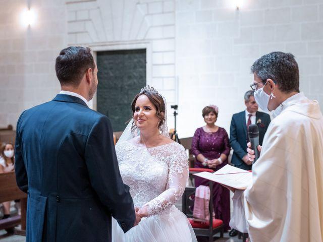 La boda de Juanfran y Belén en Alacant/alicante, Alicante 406
