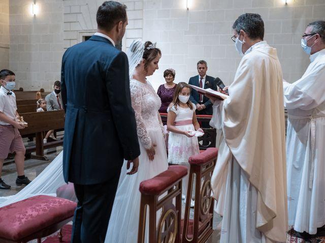 La boda de Juanfran y Belén en Alacant/alicante, Alicante 416