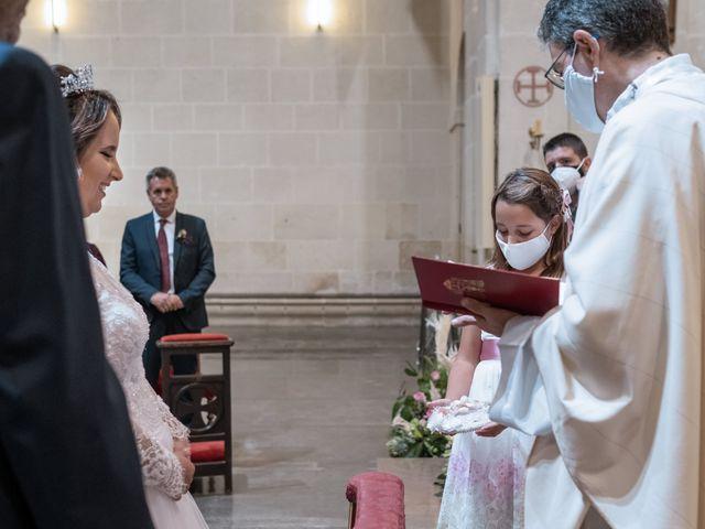 La boda de Juanfran y Belén en Alacant/alicante, Alicante 418