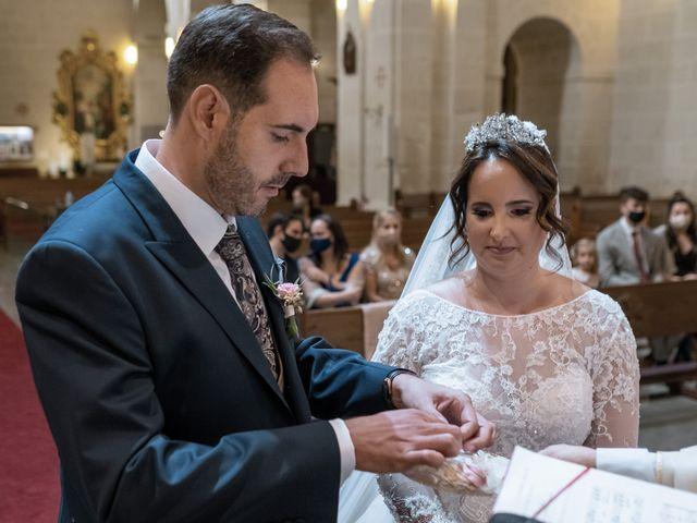 La boda de Juanfran y Belén en Alacant/alicante, Alicante 431