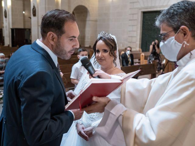La boda de Juanfran y Belén en Alacant/alicante, Alicante 433