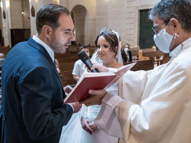 La boda de Juanfran y Belén en Alacant/alicante, Alicante 434
