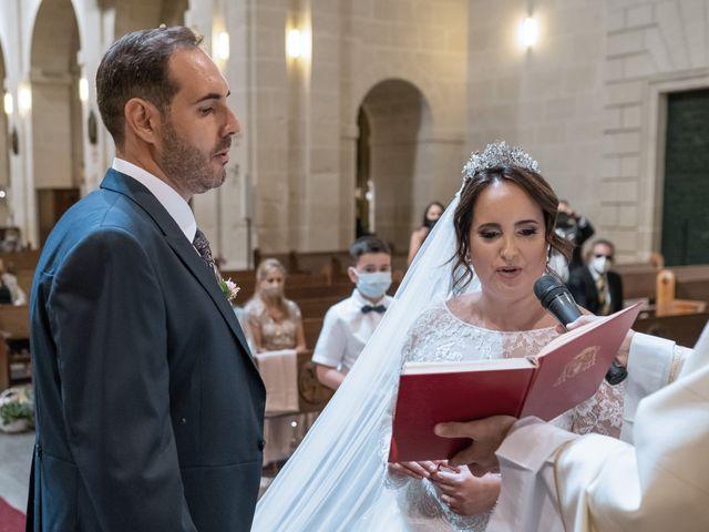 La boda de Juanfran y Belén en Alacant/alicante, Alicante 438