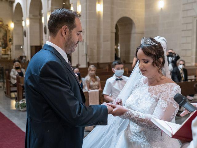 La boda de Juanfran y Belén en Alacant/alicante, Alicante 440