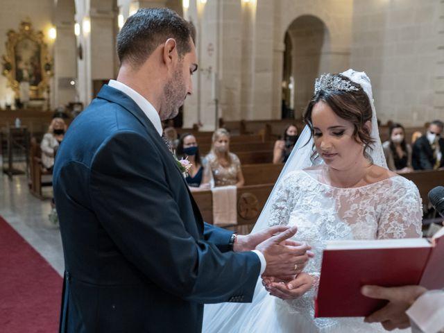 La boda de Juanfran y Belén en Alacant/alicante, Alicante 445
