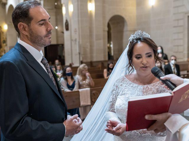 La boda de Juanfran y Belén en Alacant/alicante, Alicante 446