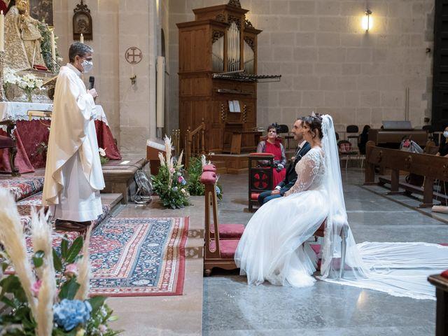 La boda de Juanfran y Belén en Alacant/alicante, Alicante 449