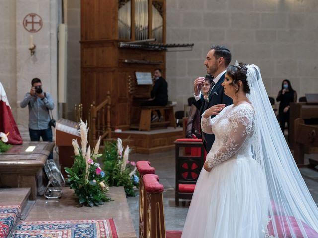La boda de Juanfran y Belén en Alacant/alicante, Alicante 450