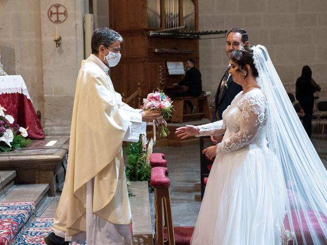 La boda de Juanfran y Belén en Alacant/alicante, Alicante 452
