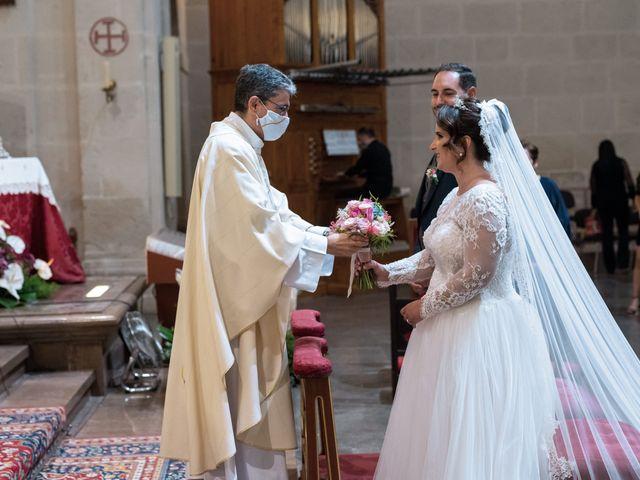 La boda de Juanfran y Belén en Alacant/alicante, Alicante 454