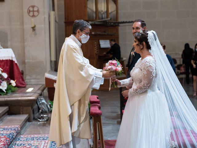 La boda de Juanfran y Belén en Alacant/alicante, Alicante 455