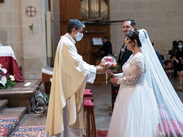 La boda de Juanfran y Belén en Alacant/alicante, Alicante 456