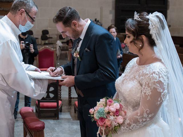 La boda de Juanfran y Belén en Alacant/alicante, Alicante 457