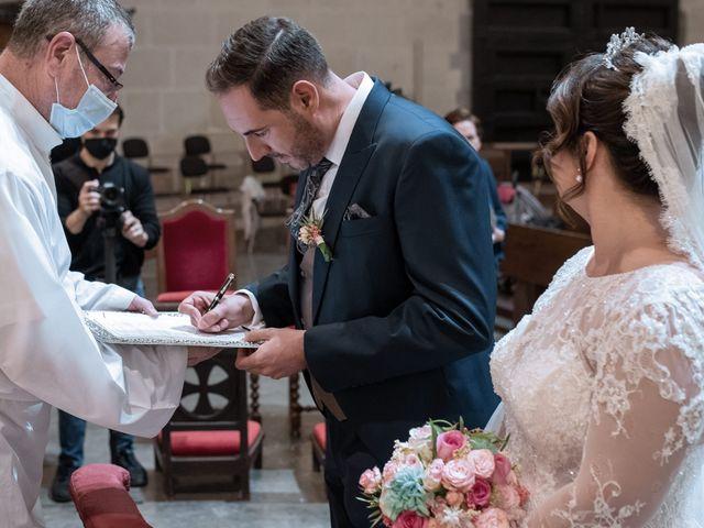 La boda de Juanfran y Belén en Alacant/alicante, Alicante 458
