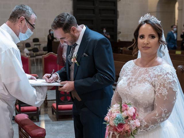 La boda de Juanfran y Belén en Alacant/alicante, Alicante 459