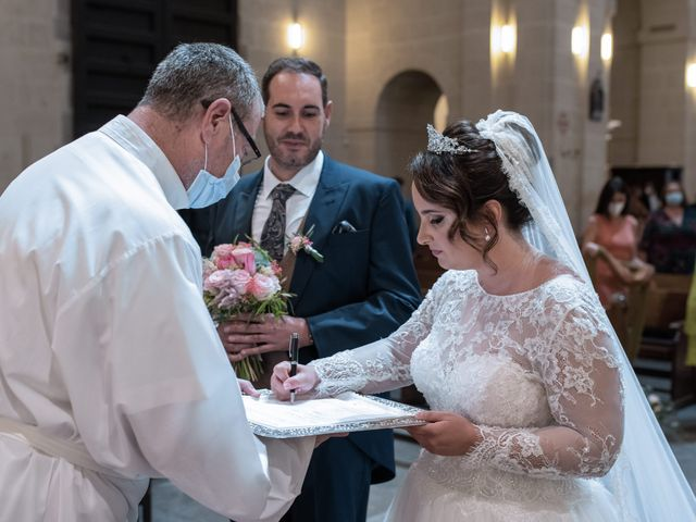 La boda de Juanfran y Belén en Alacant/alicante, Alicante 461