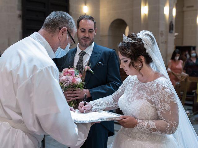 La boda de Juanfran y Belén en Alacant/alicante, Alicante 462