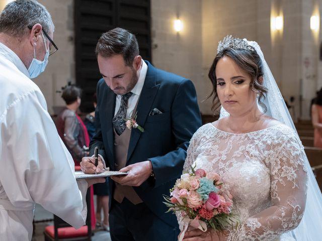 La boda de Juanfran y Belén en Alacant/alicante, Alicante 464