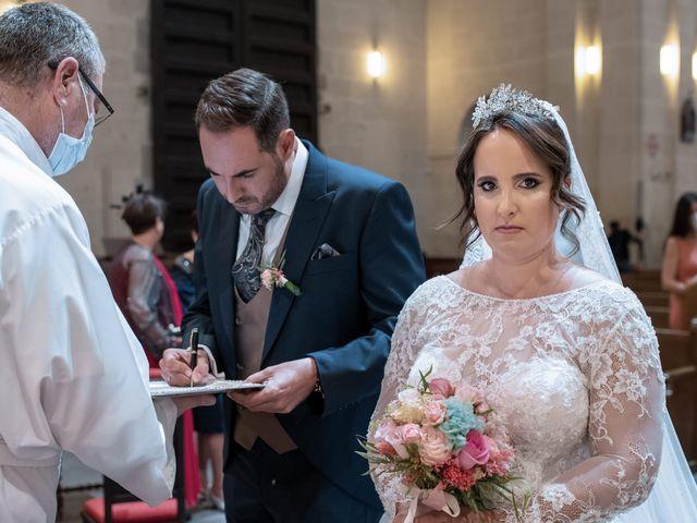 La boda de Juanfran y Belén en Alacant/alicante, Alicante 465