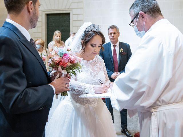La boda de Juanfran y Belén en Alacant/alicante, Alicante 470