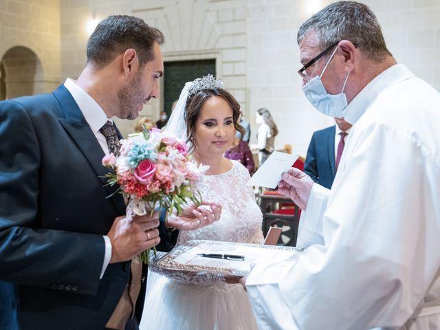 La boda de Juanfran y Belén en Alacant/alicante, Alicante 471
