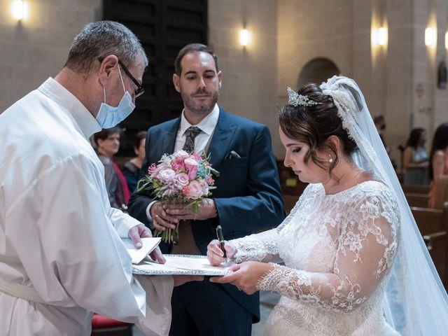 La boda de Juanfran y Belén en Alacant/alicante, Alicante 473