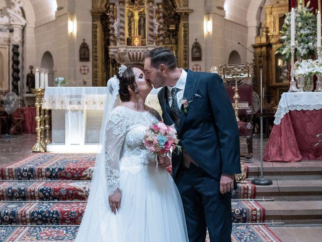 La boda de Juanfran y Belén en Alacant/alicante, Alicante 483