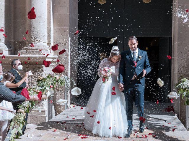 La boda de Juanfran y Belén en Alacant/alicante, Alicante 485