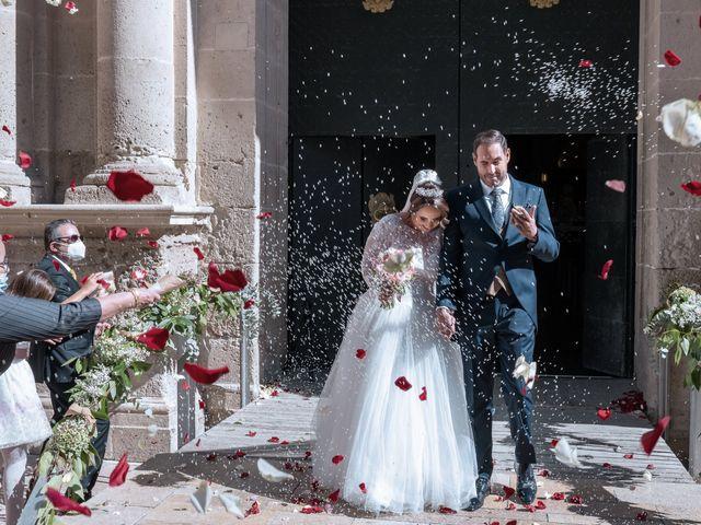 La boda de Juanfran y Belén en Alacant/alicante, Alicante 486
