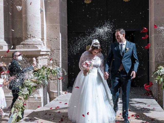 La boda de Juanfran y Belén en Alacant/alicante, Alicante 487