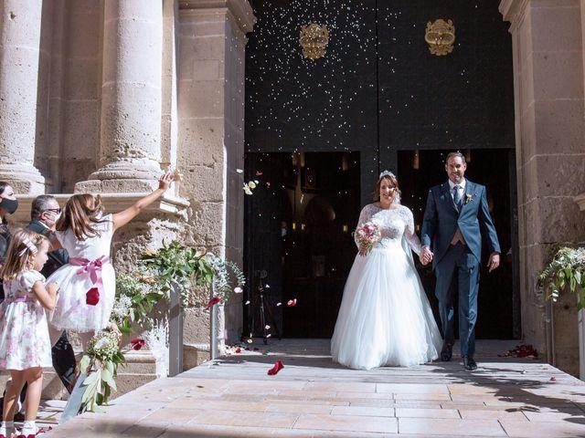 La boda de Juanfran y Belén en Alacant/alicante, Alicante 490