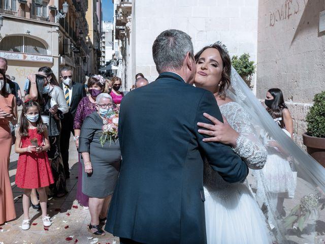 La boda de Juanfran y Belén en Alacant/alicante, Alicante 497
