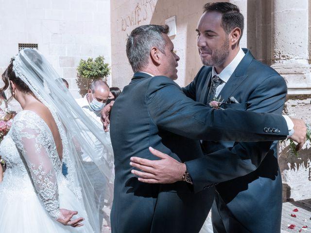 La boda de Juanfran y Belén en Alacant/alicante, Alicante 498