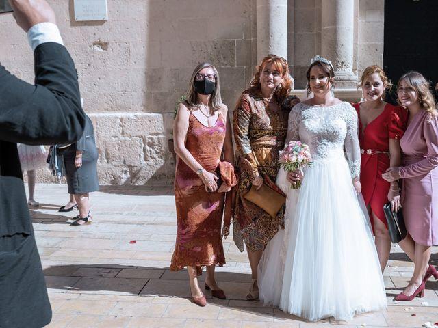 La boda de Juanfran y Belén en Alacant/alicante, Alicante 501