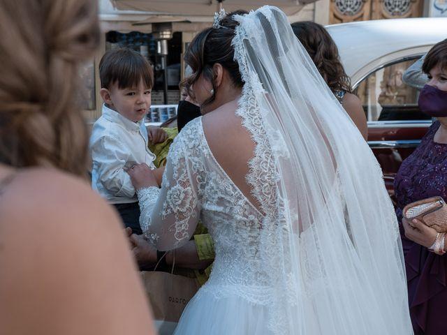 La boda de Juanfran y Belén en Alacant/alicante, Alicante 503