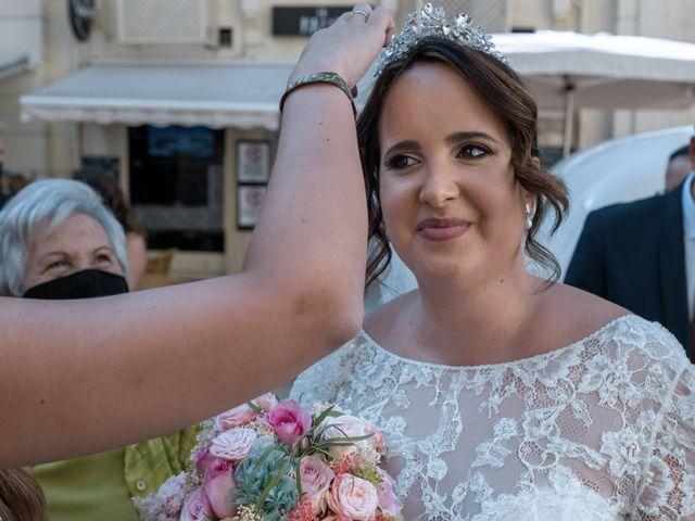 La boda de Juanfran y Belén en Alacant/alicante, Alicante 506