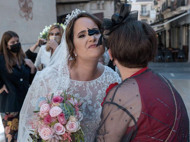 La boda de Juanfran y Belén en Alacant/alicante, Alicante 507