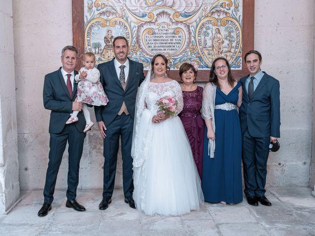 La boda de Juanfran y Belén en Alacant/alicante, Alicante 511
