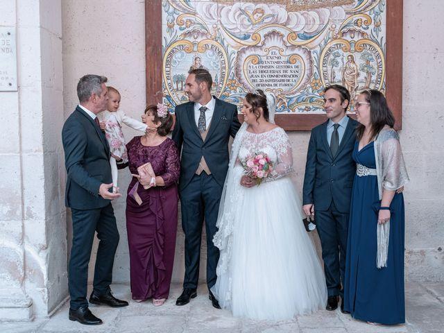 La boda de Juanfran y Belén en Alacant/alicante, Alicante 513