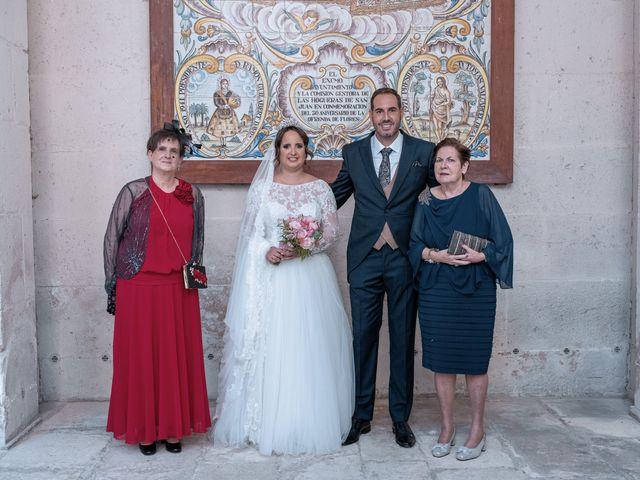 La boda de Juanfran y Belén en Alacant/alicante, Alicante 514