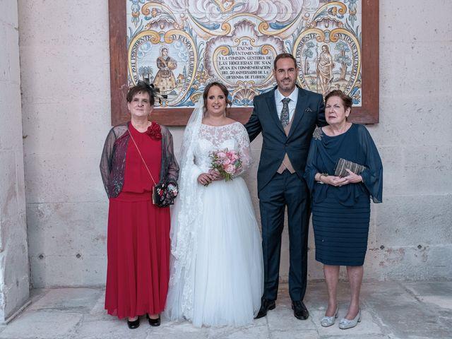 La boda de Juanfran y Belén en Alacant/alicante, Alicante 515
